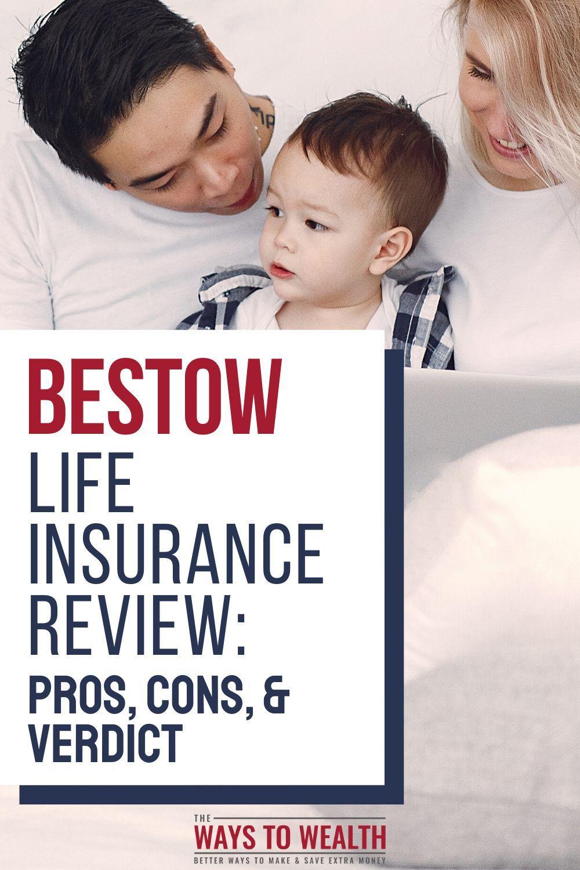 is bestow life insurance legitimate