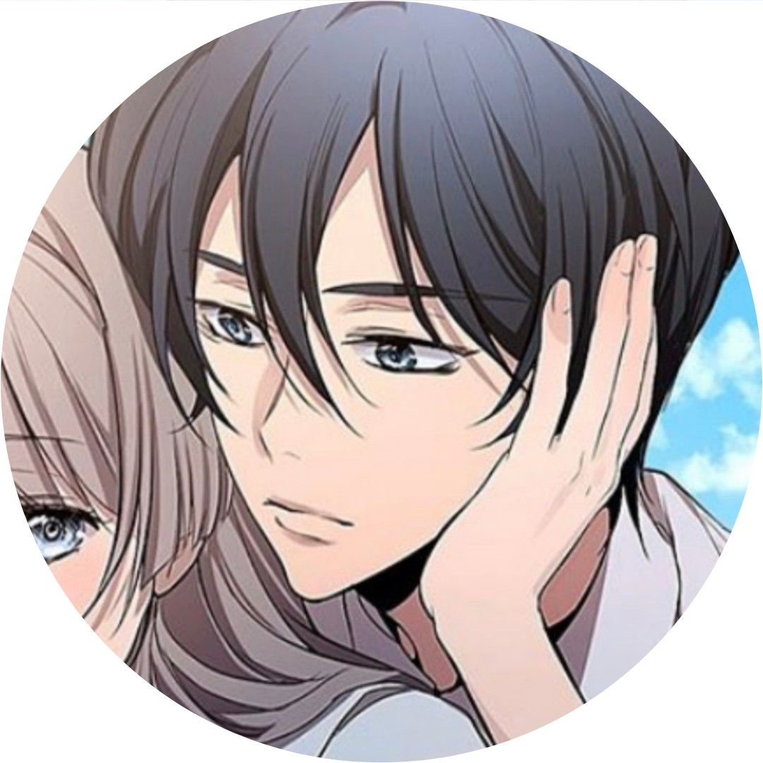 Pin by mebu on 益│Couples. Anime icons, Matching icons, Anime