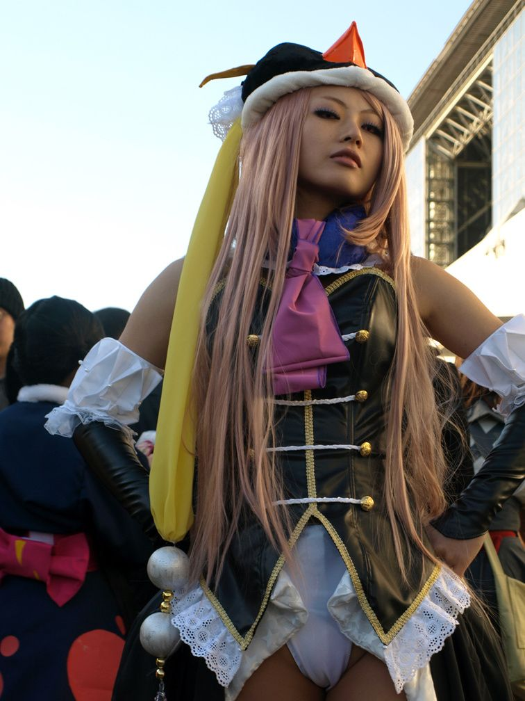 265be0bdd247e Princess of the Crystal - Mawaru Penguindrum cosplay | Awesome ...