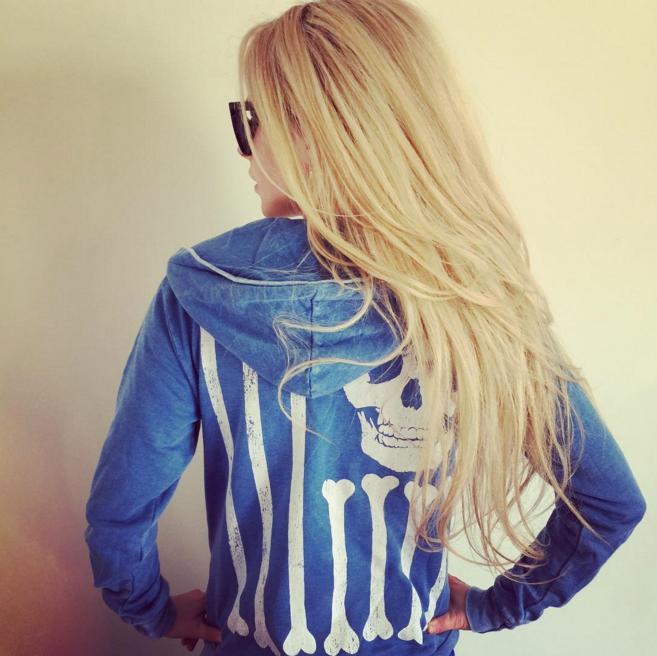 #AbbeyDawn Avril Lavigne