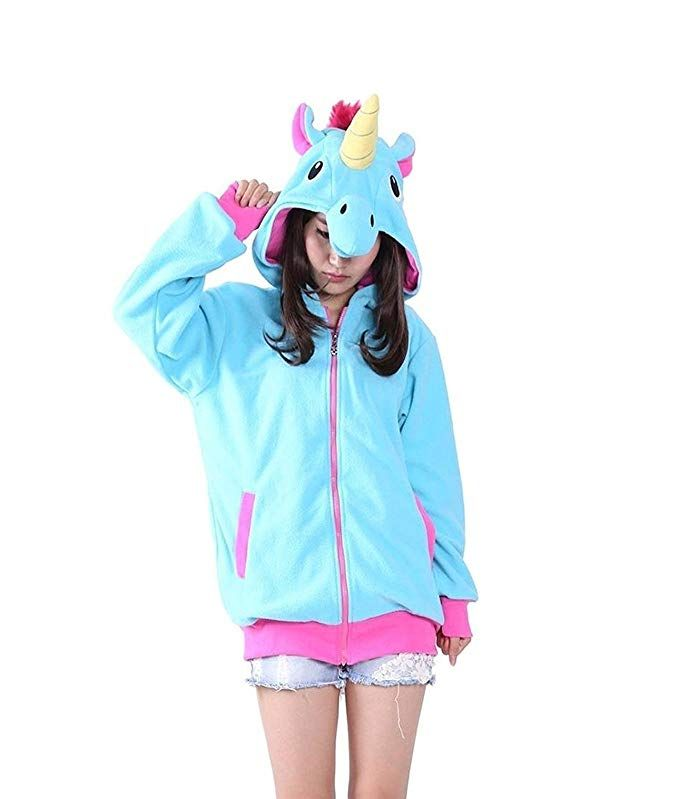 ce7628b422 Unicorn Unicornio Pijama Felpa Trajes En general Ropa de dormir Ropa de noche  Ropa de