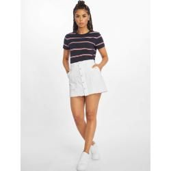 Photo of Urban Classics T-Shirt Frauen Yarn Dyed Skate Stripe in blau Urban Classics