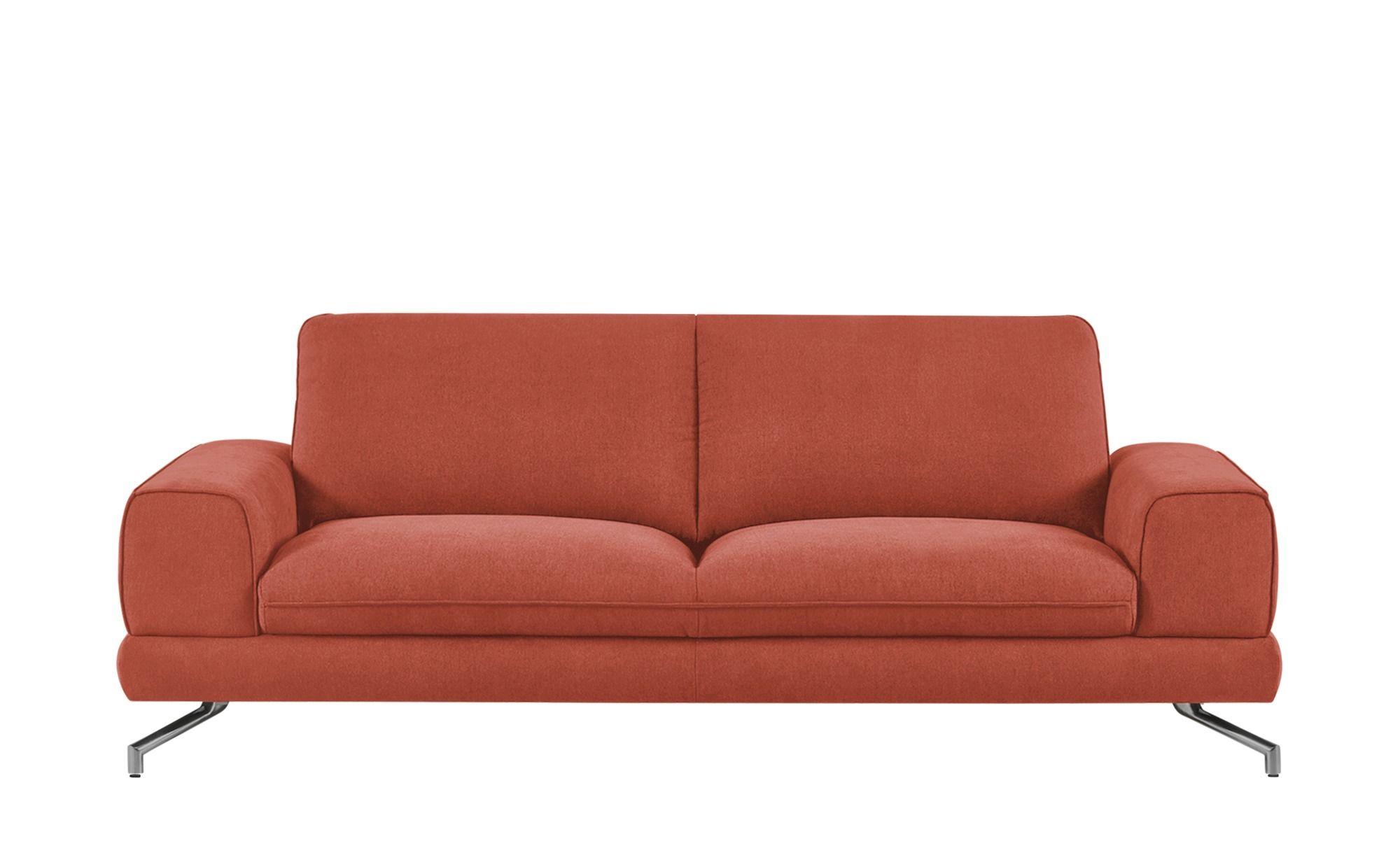 Smart Sofa Orange Stoff Bonika Sofa Sofa Weiss Und Sofas