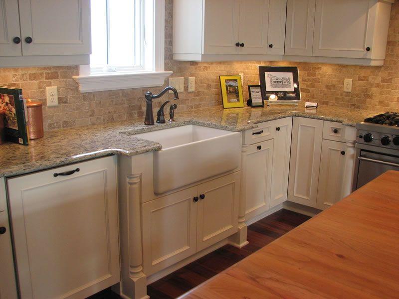 Kitchen Cabinet Gripping Kitchen Sink Cabinet Base With Kohler Oil