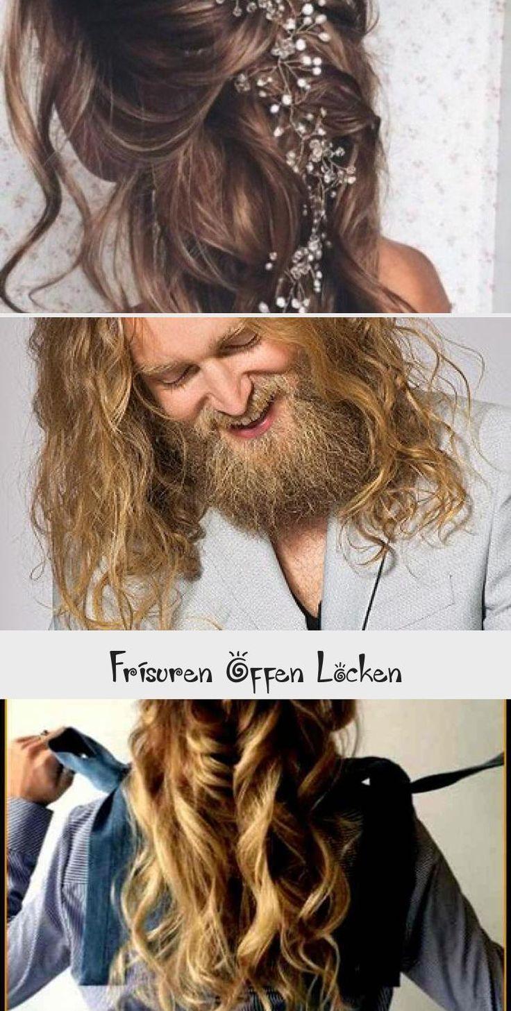 frisuren offen locken, #frisuren #locken #offen - #