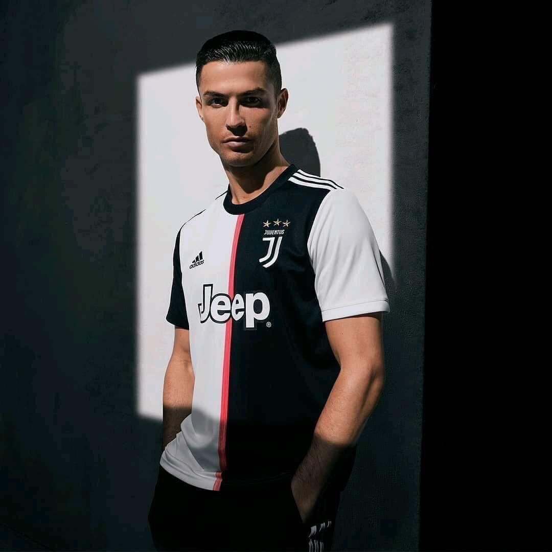 Camisa Juventus Cristiano Ronaldo