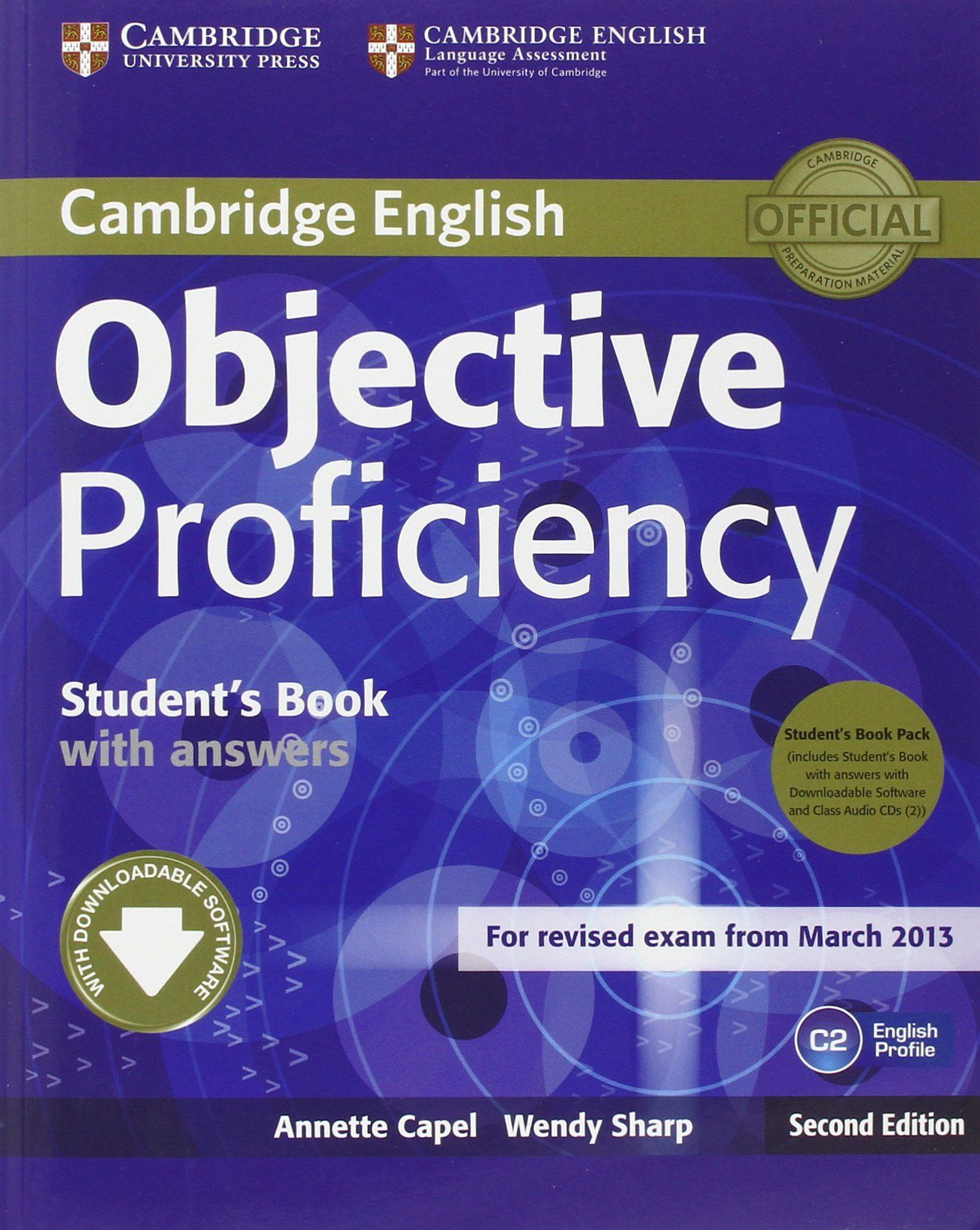 Objective Proficiency Students Book With Answers Annette