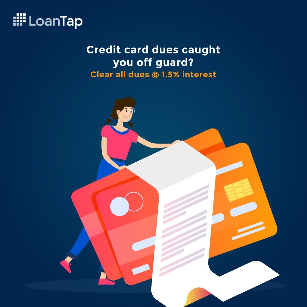 Why Pay High Interest Rate On Credit Card When You Can Clear All Dues At Just 1 5 P M With Credit Card Takeover Loan Clear All Your Dues In One Go Loantap In