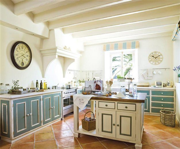 Las 10 cocinas de madera más cálidas · elmueble.com · cocinas y ...