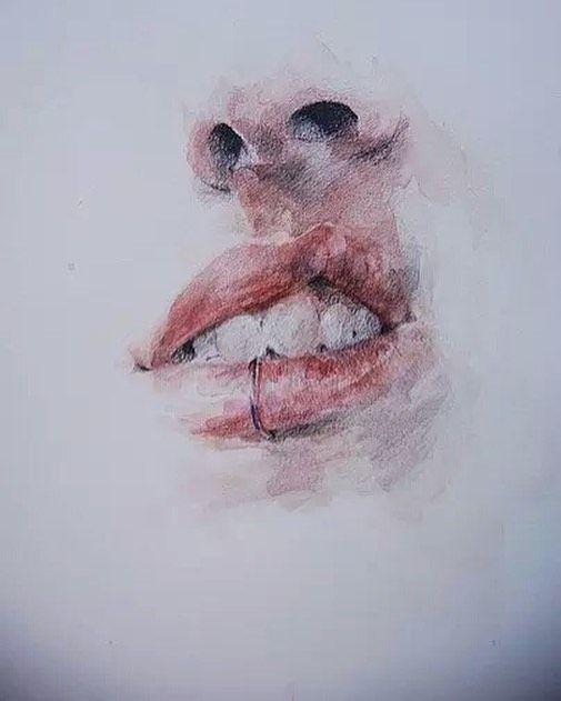 Mindbending #Art made by Italian artist Elia Pellegrini (📷