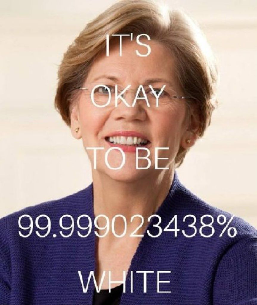 fauxahontas the whitest person in america opinion good ideas
