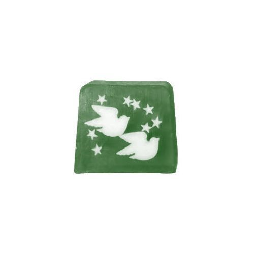 Twin Doves and Stars Soap - 15kg Loaf - Fragrance: Frankincense Weight: 1.