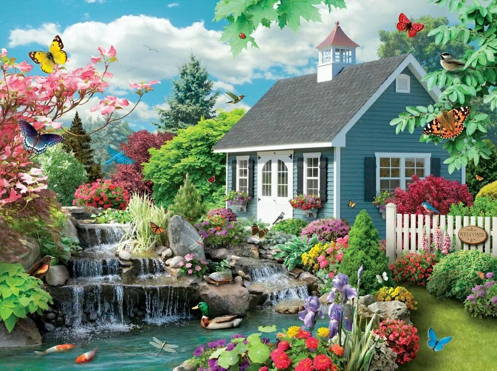 Alan Giana | Charming Gardens Gazebos Pergolas in 2019 ...
