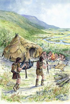 Mesolithic Exmoor - Anne Leaver