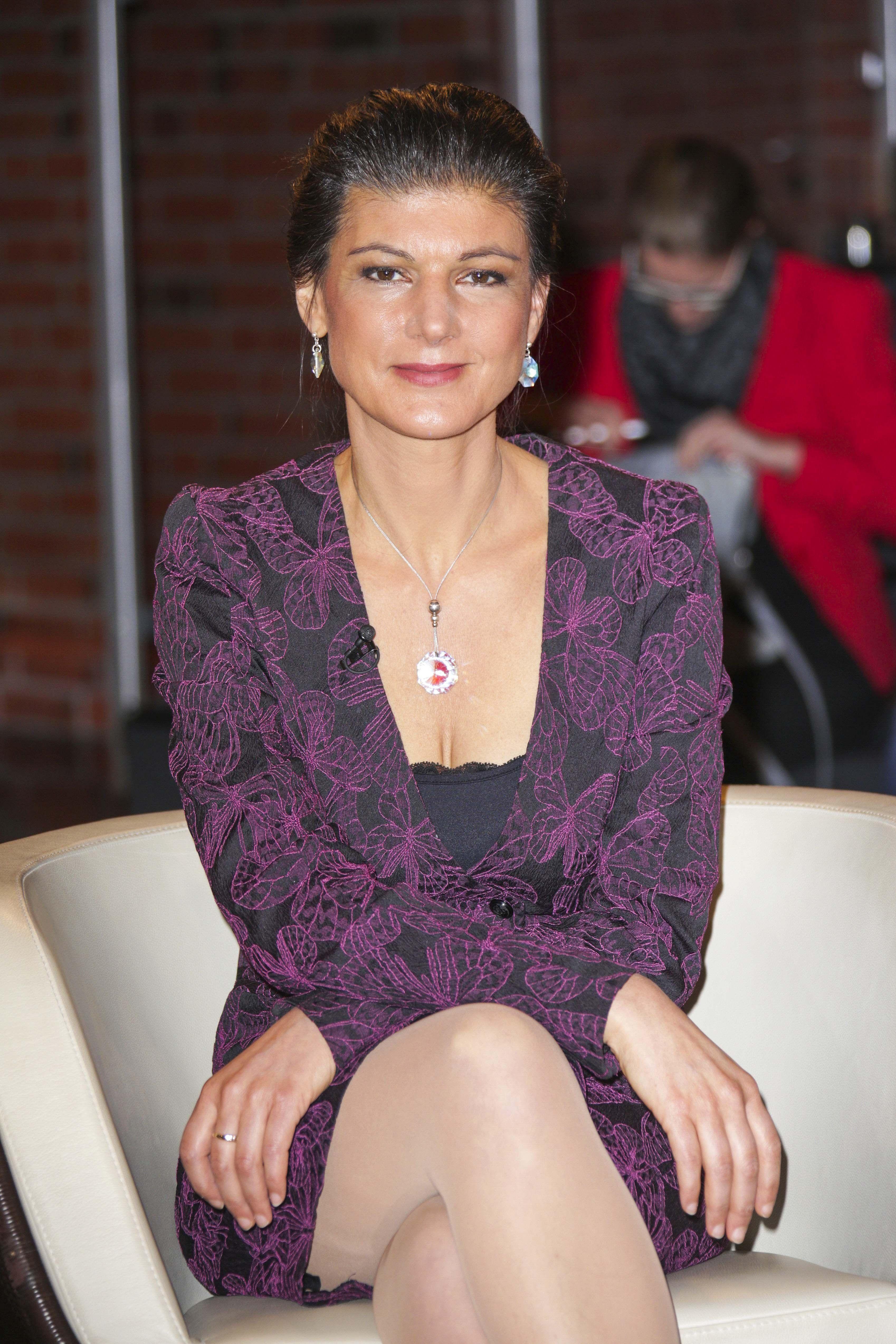 Wagenknecht nackt frau Victoria Beckham