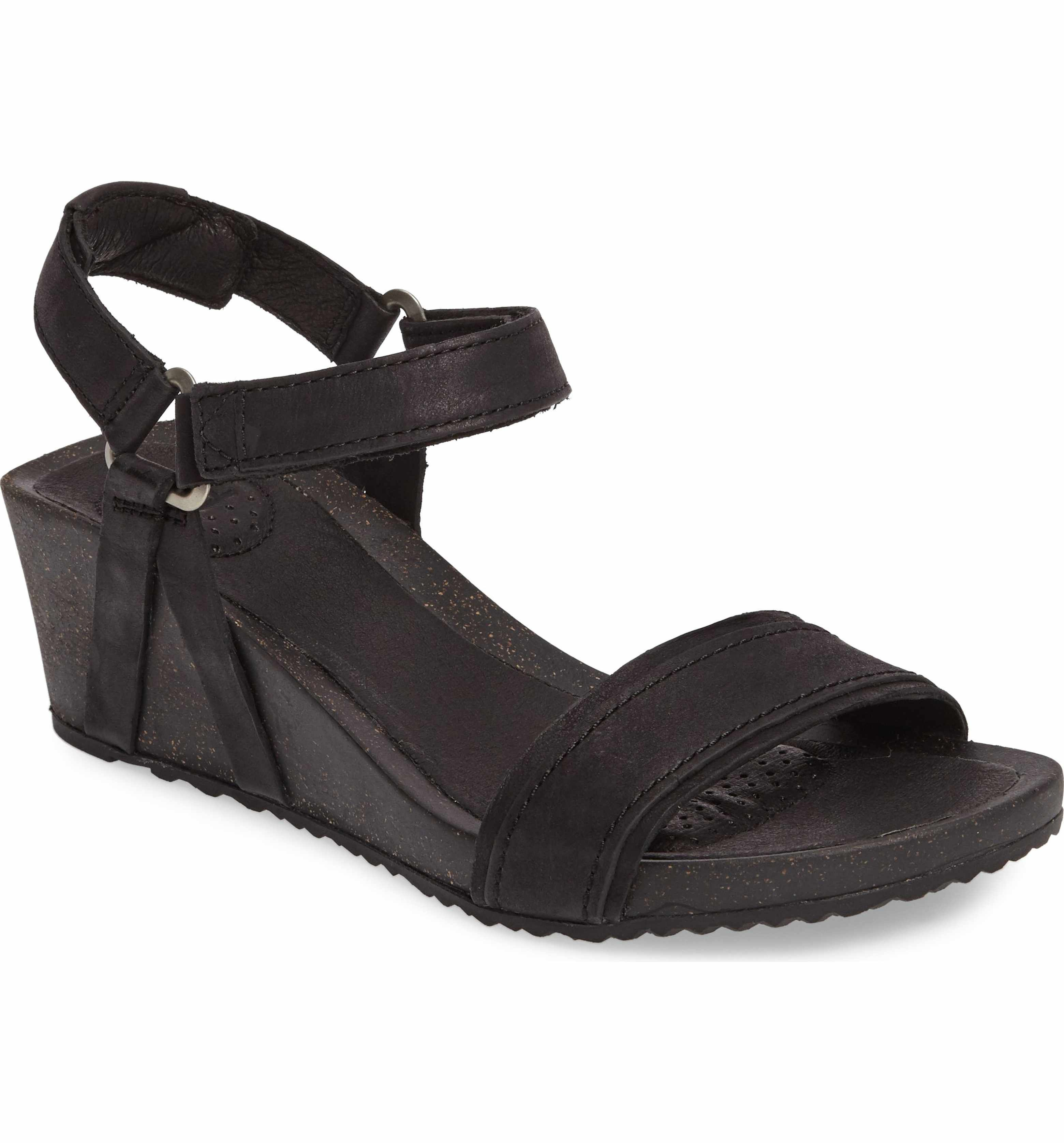 09451c76a Main Image - Teva Ysidro Stitch Wedge Sandal (Women)