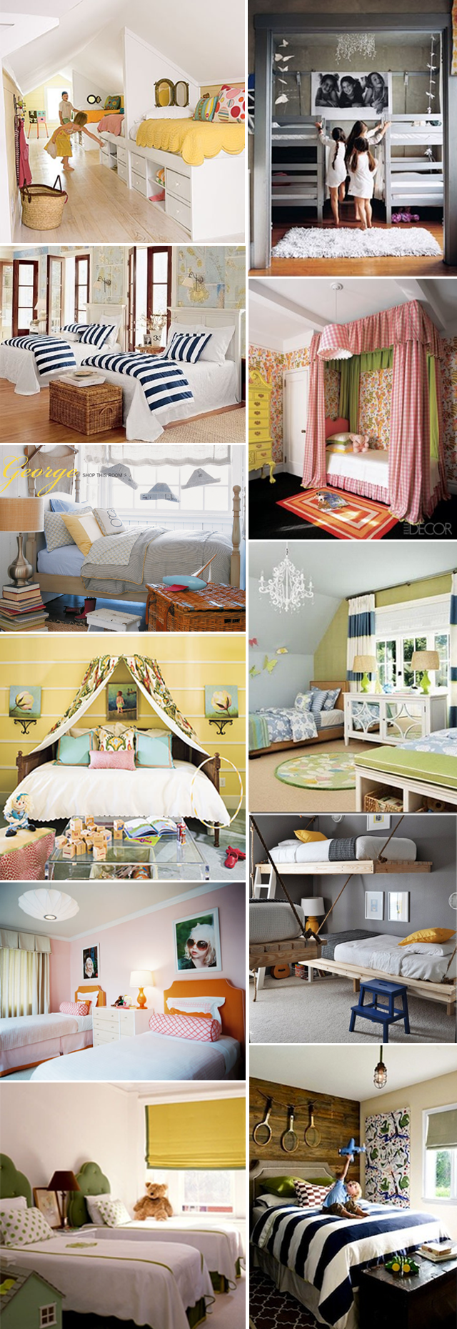 KIDS - Room Inspiration! - Merriment Style Blog - Merriment - A Celebration of Style and Substance