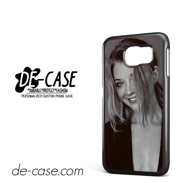 Beautiful Natalie Dormer DEAL-1664 Samsung Phonecase Cover For Samsung Galaxy S6 / S6 Edge / S6 Edge Plus