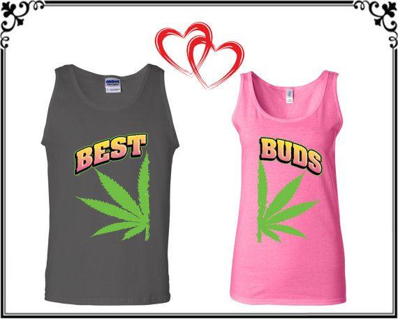 Valentine's Stoner Couple Shirts! ♥