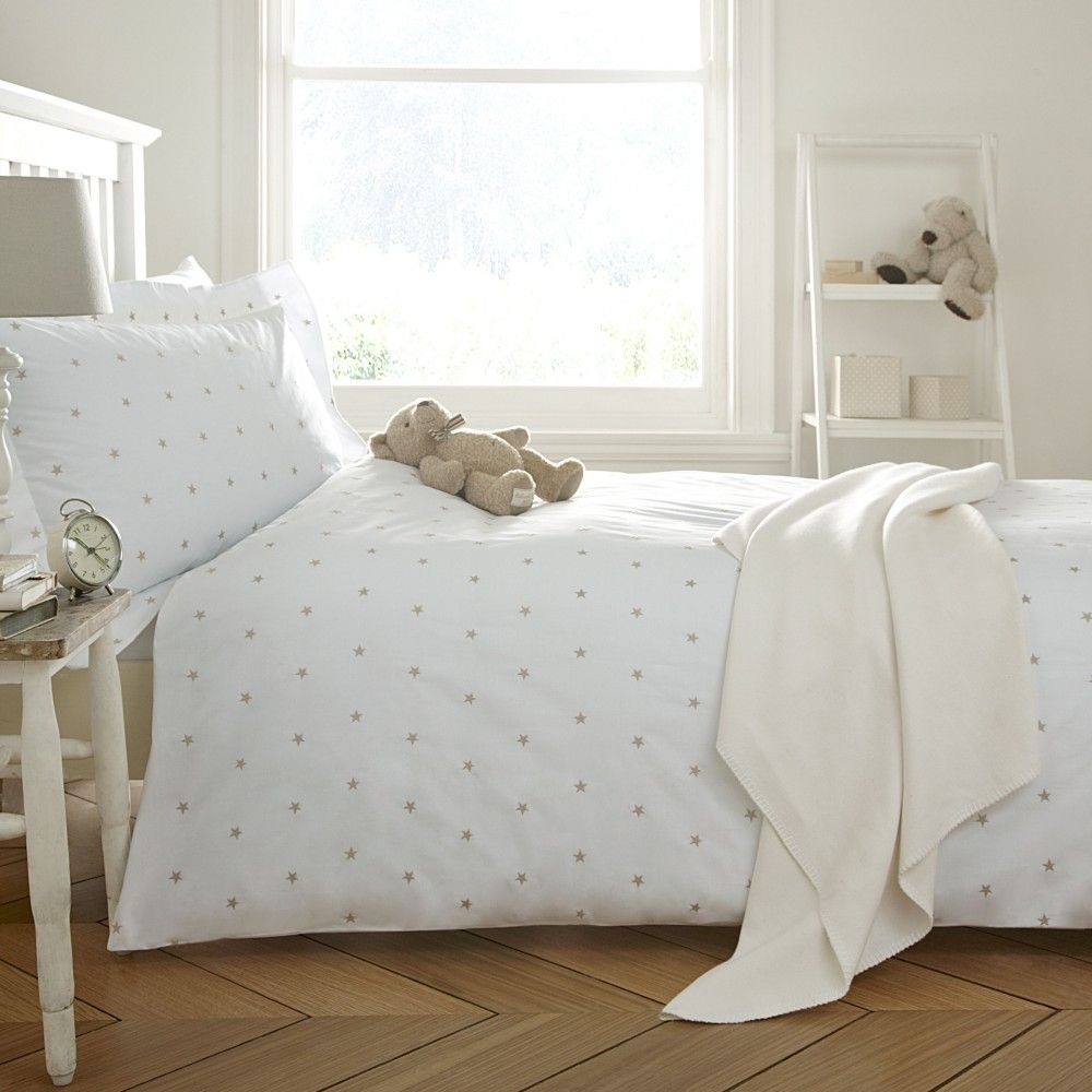 New for your little one this cot bed duvet cover in 100 - All in one double bed ...