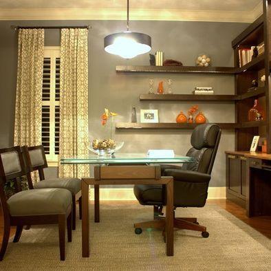 Home office design via houzz p13