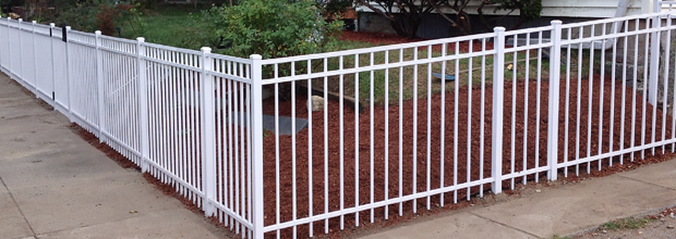 White Metal Fencing Google Search Outdoor Decor White Metal