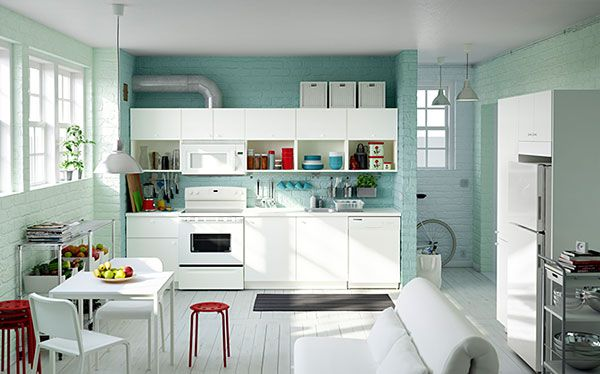 Best Ikea Kitchens Ikea Kitchen Cabinets Home Ikea Kitchen 400 x 300