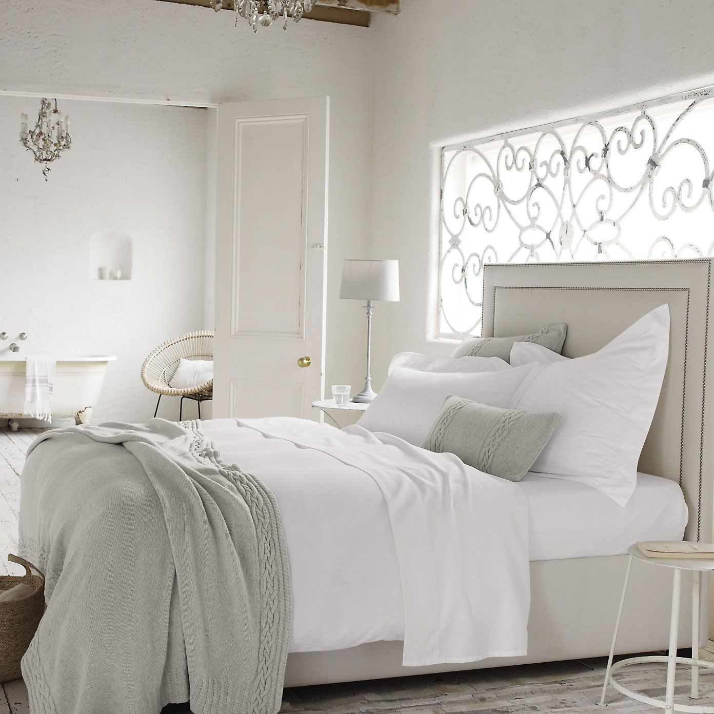 Grey Bedroom Ideas With Calm Situation: Buy Bedroom > Bed Linen > Milford Bed Linen Collection
