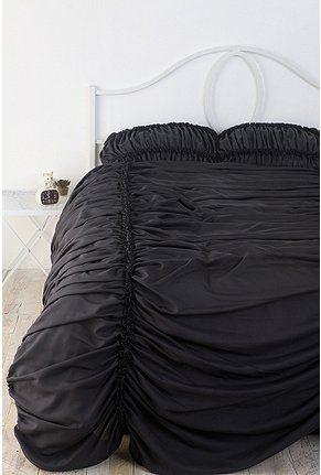 Urbanoutfitters Com Gathered Ruffle Duvet Cover Beautiful Bedding Sets Ruffle Duvet Cover Ruffle Duvet