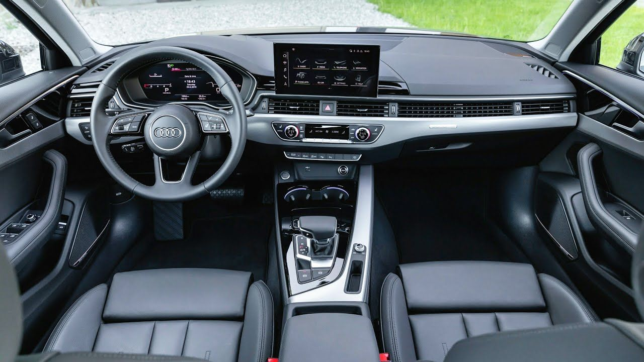Awesome Audi A4 Interior Restyling 2020 And View Di 2020 Audi A4 Audi Interior