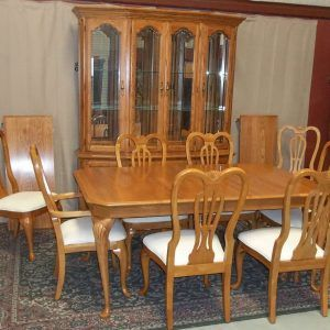 Pennsylvania House Oak Dining Room Table  Httpecigcoach Best Oak Dining Room Table Design Ideas