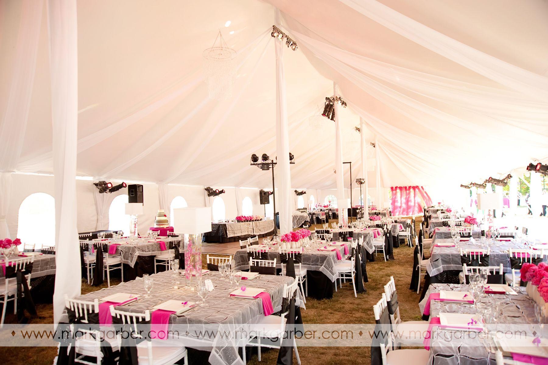 Tent From Prime Time Party Rental Dayton Cincinnati Weddings Events Tents Tentrental Primetime Modern Wedding Reception Wedding Modern Wedding Reception