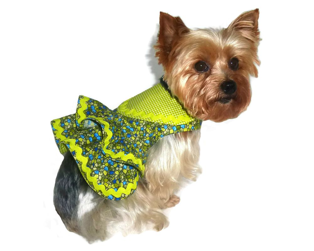 Pattern 1503 Daisy Kay Dog Harness By Sofi Friends 8 25 Dog