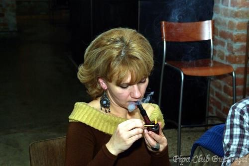Bucharest Pipe Club Smoking Contest on November 23, 2012. Hat tip to a certain GOTB.