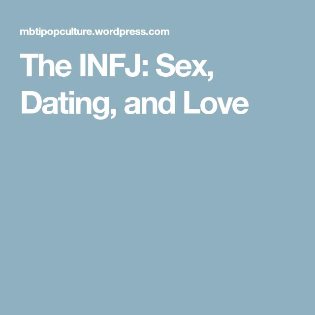 Infj sex dating love