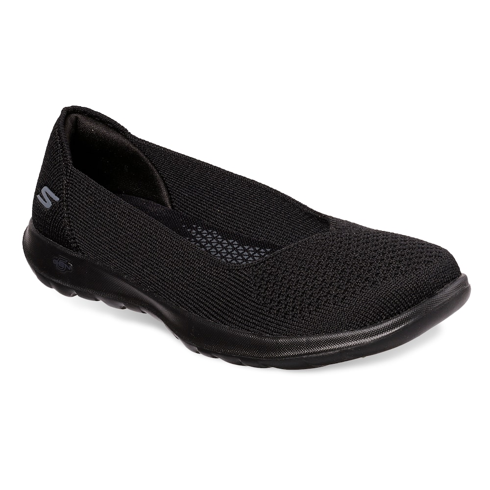 Skechers GOwalk Lite Moonlight Flats | Skechers, Skechers