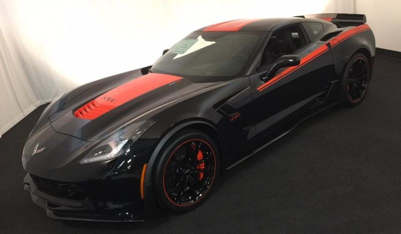 You Can Now Buy A Modified 800 Horsepower Corvette Grand Sport Hellcat Slayer Corvette Grand Sport Corvette Gm Car