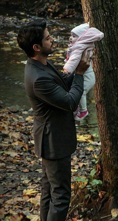 Deniz and his father Kara Sevda 42 bölüm