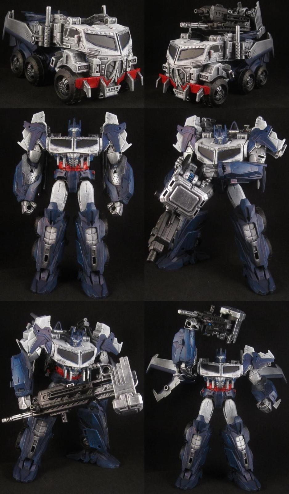 Ultra Magnus - custom Transformer
