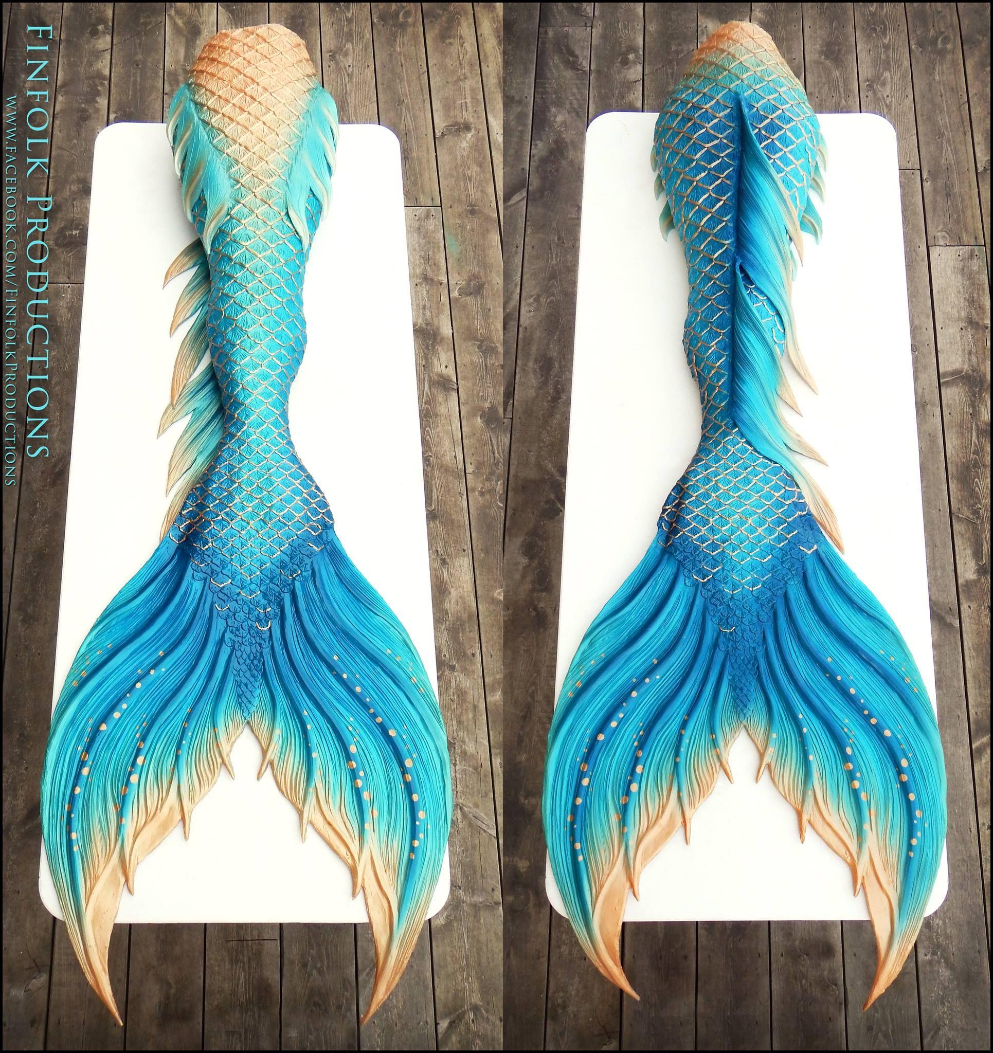 Finfolk | Mermaid Tail Collection | Page 5 | Mermaids ...  Finfolk | Merma...