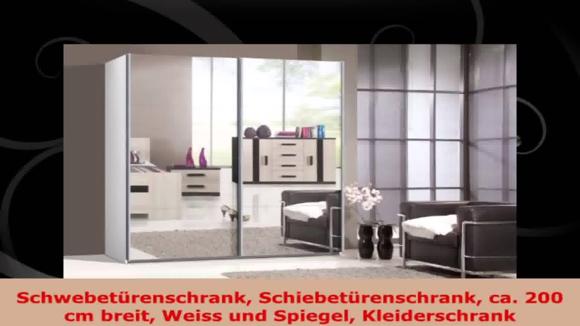 Bezaubernd Schwebetürenschrank 4m Dekoration Von Billig Kleiderschrank Weiß 250 Cm