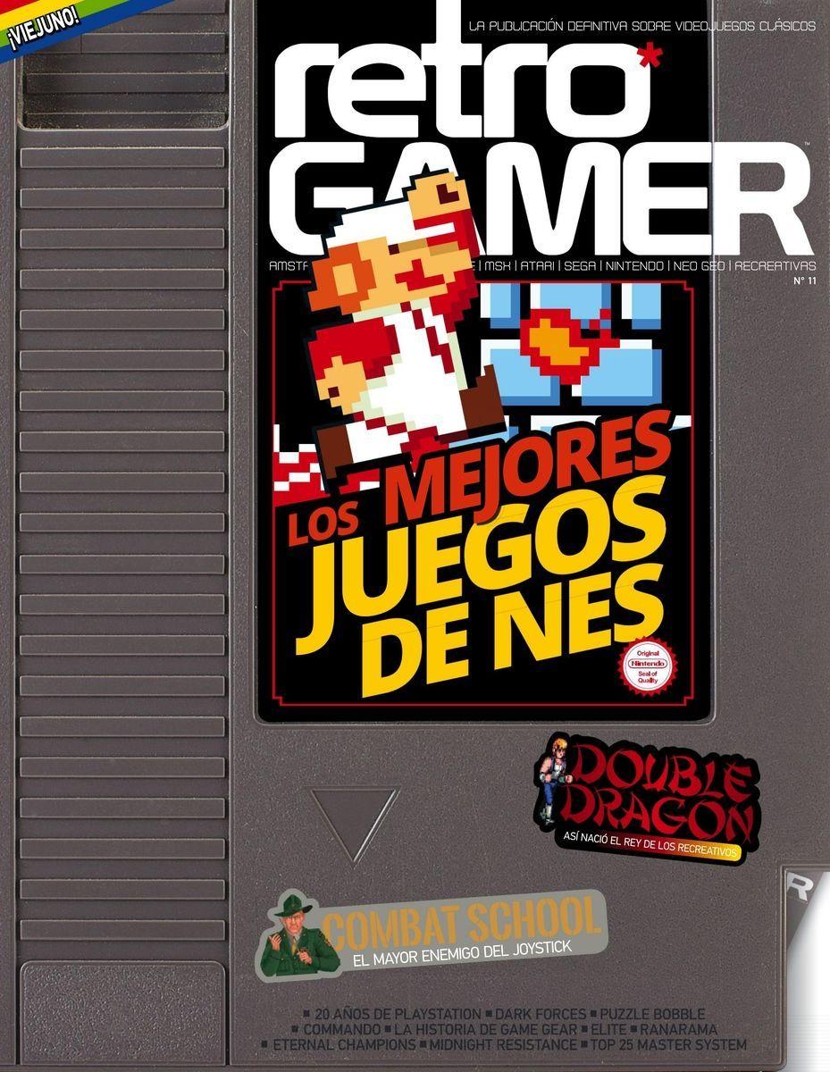 Retrogamer 11 Los Mejores Juegos Nes Revistas De Videojuegos