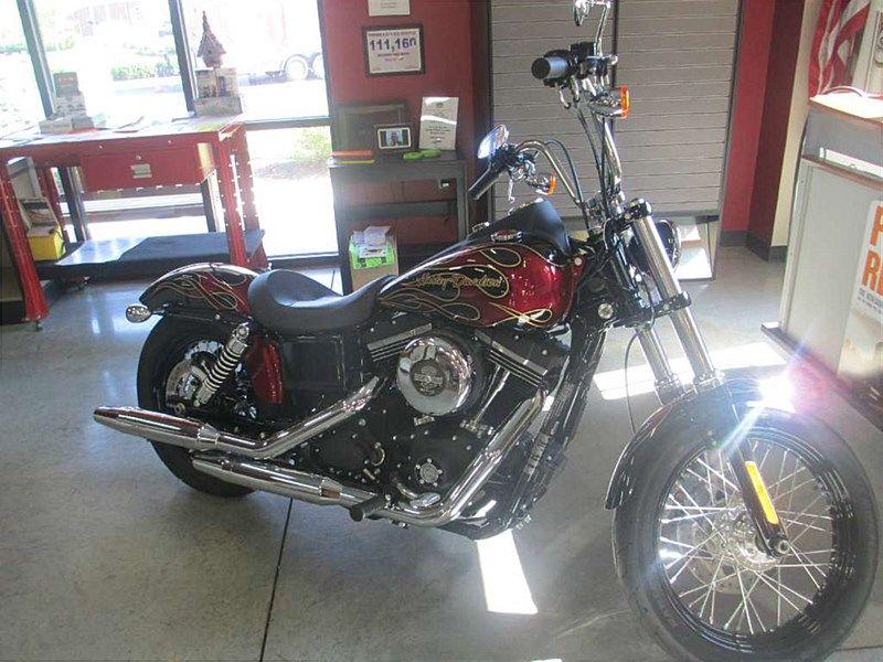 2013 Harley Davidson Fxdb Street Bob Harley Davidson Harley Davidson