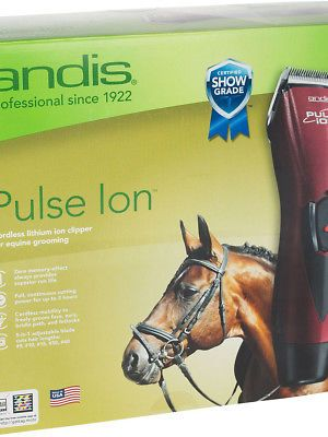 Horse Clippers 183405 Andis Proclip Pulse Ion Clipper It Now Only