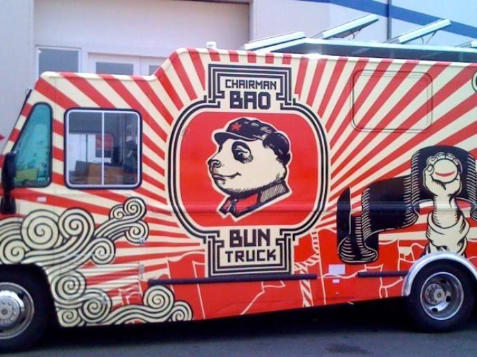 Chairman Bao Food Trucks In 2018 Pinterest Food Truck Food