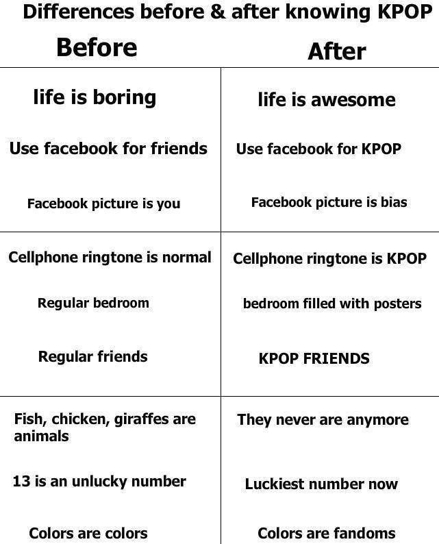 Everything Except My Facebook Picture I Know You Guys Can Relate Kpop Memes Kpop Quotes Funny Kpop Memes