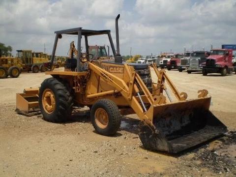 Case 480 Loader Workshop Service Repair Manual 9 72572ro Tractor Loader Repair Manuals Tractors