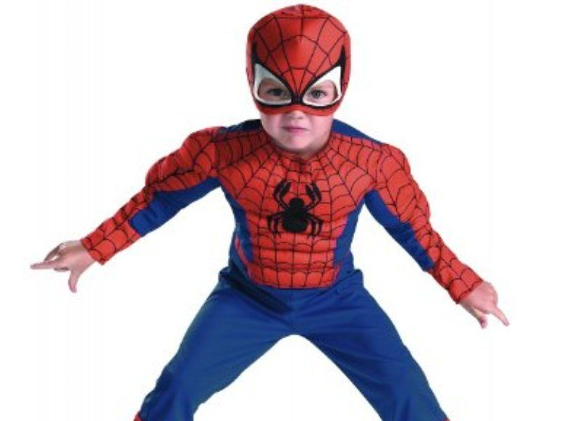 d4e6e68ed6d50 Spiderman Costume for Boys (and Girls!) | Halloween Costumes ...
