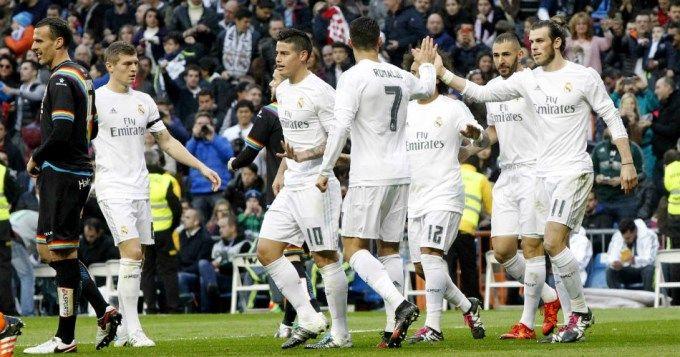 Si no has visto los 10 goles con los que el Madrid goleó hoy, aquí te los dejamos… - http://bit.ly/22jBZnA