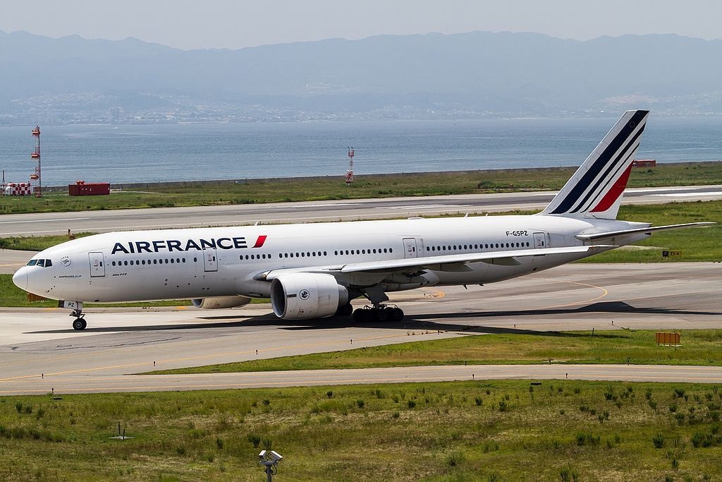 Air France Fleet Boeing 777200ER Details and Pictures
